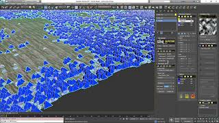 Scatter Statistics Rollout 3dsmax Plugins