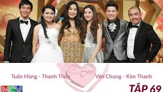Văn Chung   Kim Thanh Và Tuấn Hùng   Thanh Thúy | VỢ CHỒNG SON | Tập 69 | 141130