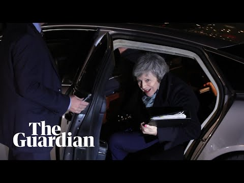 Theresa May To Make Statement After Winning Confidence Vote – Watch Live Mp3
