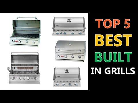 Best Built In Grills