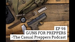 Guns for Preppers w/Currin 1776 - Ep 98