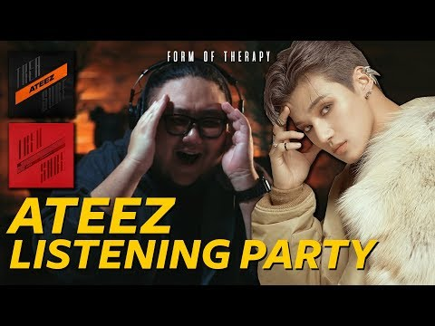 Listening Party: ATEEZ Treasure Ep. 1 & 2 Album Reaction - First Listen