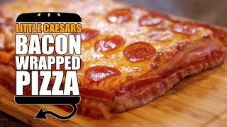 Little Caesars Bacon Wrapped Deep Deep Dish Pizza Recipe