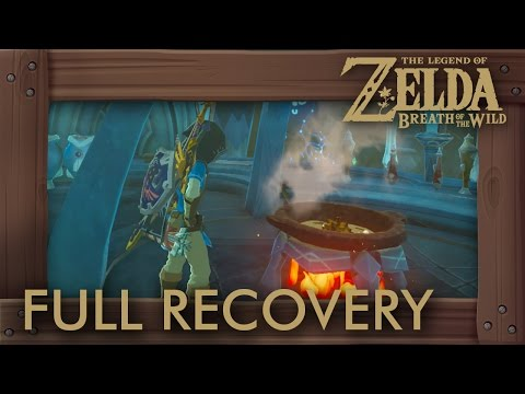 Video Zelda Breath of the Wild - How to Farm Hearty Durians & Full Recovery Meals