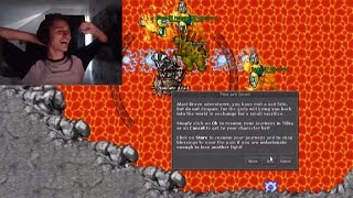 Lava Surfing - Tibia On Twitch #week12