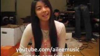 Ailee's New YouTube Channel!