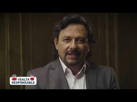 Video: Gustavo Sáenz pide a los salteños responsabilidad ante la pandemia del COVID