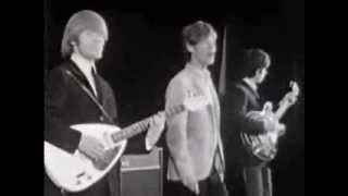 8 Augustus Rolling Stones In Holland 1964