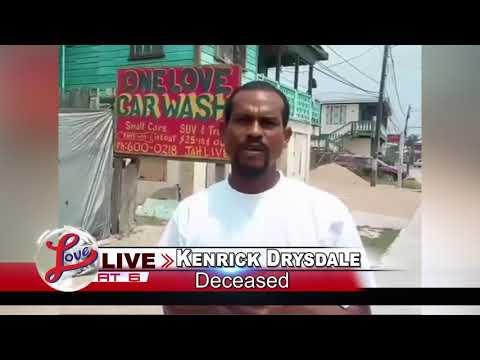 Dangriga Man Fatally Shot In Broad Daylight
