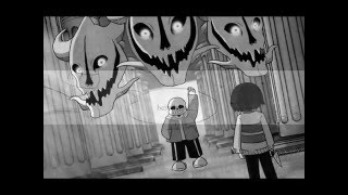 Undertale [Genocide AMV] - Nightmare