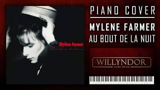 Mylène Farmer - Au bout de la nuit - Piano Cover