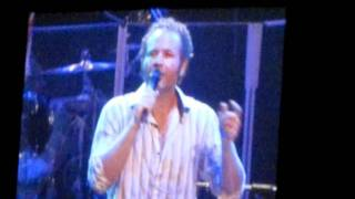 Five For Fighting - Hope/Policeman's Christmas Party (live) - Chicago - July 22, 2011