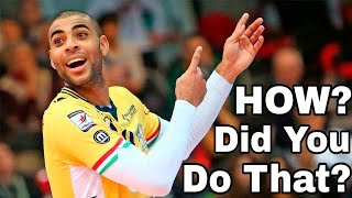 """Volleyball """"How Did You Do That"""" Moments"""