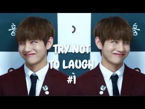 BTS TRY NOT TO LAUGH CHALLENGE #1