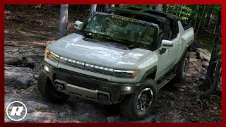 The 2022 GMC Hummer is the perfect EV, here's why - Cooley On Cars by Roadshow