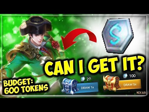 HEROES EVOLVED - LUCKY BOX OPENING   600 TOKENS BUDGET   CAN I GET HIS SKIN??