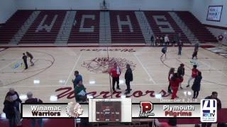 Winamac Boys Varsity Basketball vs Plymouth