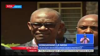 KTN Leo: ODM, Wiper, Ford Kenya, chama cha Mashinani, KANU na ANC kuungungana katika mrengo wa NASA