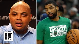 Charles Barkley on the Lakers' 'screwed up' season, Kyrie Irving looking 'miserable' | Get Up!