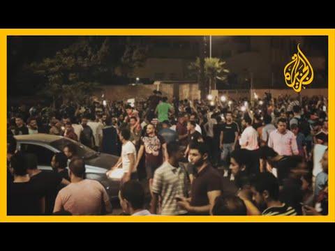 المظاهرات الشعبية في مصر