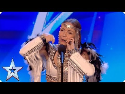 BGT's Most Unusual Acts of 2018 | Britain's Got Talent (видео)