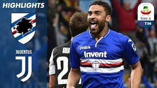 Sampdoria 2-0 Juventus | Juve Suffer Defeat On Last Day Of The Season | Serie A