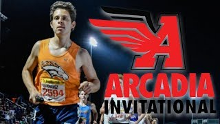 ARCADIA INVITATIONAL DAY 2