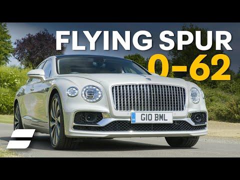 External Review Video zRattrCAi8U for Bentley Flying Spur Sedan (3rd Gen)