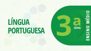 3ª Série EM - Português: Para que Literatura - 08/04/2021
