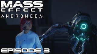 Mass Effect: Andromeda - Ep 3 - Le Nexus - Let's Play FR ᴴᴰ