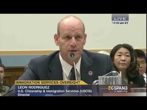 US Citizenship & Immigration Services Director: 'No Decisions Have Been Made' On Additional Amnesty