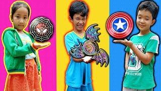 Tony | Đại Chiến Spinner Mạnh Nhất  - Beautiful Spinner Battle