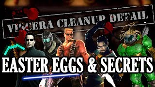 Viscera Cleanup Detail Easter Eggs And Secrets HD