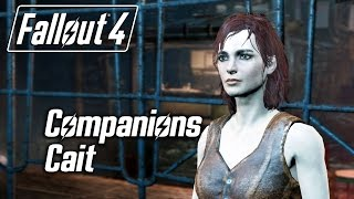Fallout 4 - Companions - Meeting Cait