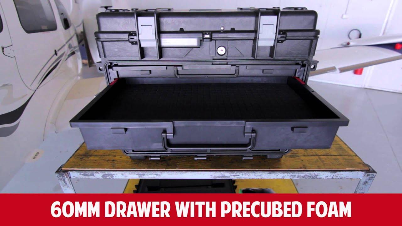 Видео: Куфар за инструменти ALL IN ONE на GT Line