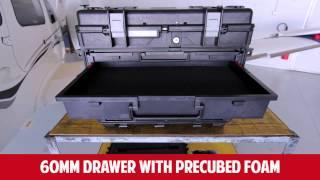 Видео: Професионален куфар за инструменти All in One