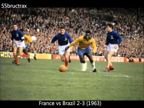 Pelé - Best Dribbling Skills, Passing & Goals - Part 1