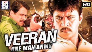 Veeran - One Man Army |  South Indian Super Dubbed Action Film - Latest HD Movie 2018