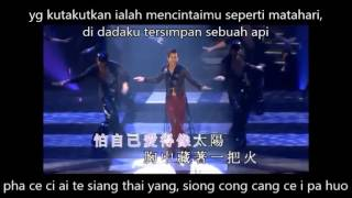 tui ni ai pu wan (lirik dan terjemahan)