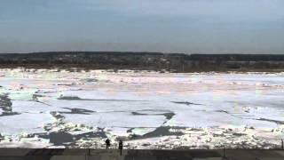 Как начинается ледоход