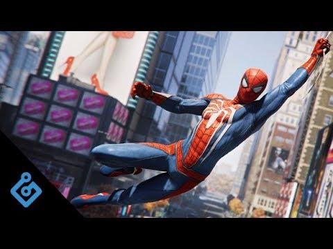 Explications sur la manière de se déplacer en tissant des toiles de Marvel's Spider-Man