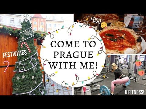 COME TO PRAGUE WITH ME!! FOODIE & FESTIVE FUN