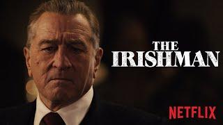The Irishman Film Trailer