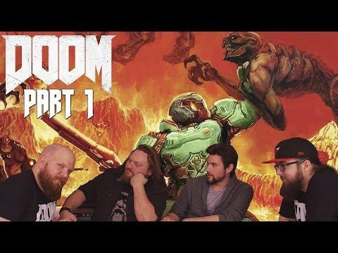 DOOM | Part 1 | Mindenki a Kaci ellen! (AZA, BZ) - Fun With Geeks