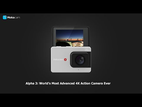 Alpha3: The Most Advanced 4K Action Camera Ever-GadgetAny