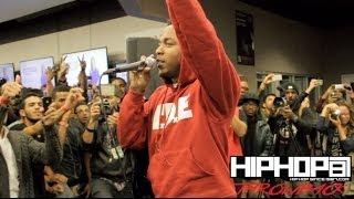 Kendrick Lamar Performs 'Backseat Freestyle' Best Buy (Throwback Video)