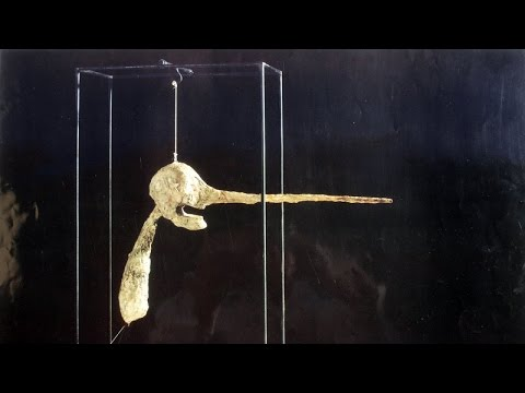 Vidéo de Alberto Giacometti