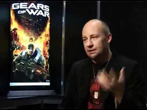 Икона видеоигр Gears of War. 2-я часть.