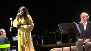 00085(brunatesseri)Arabian Song, Battiato, Sarina Al Azami 2014-