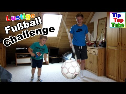 Super Derby Star Fußball Party Challenge Trainingsball Indoor Training TipTapTube Kinderkanal